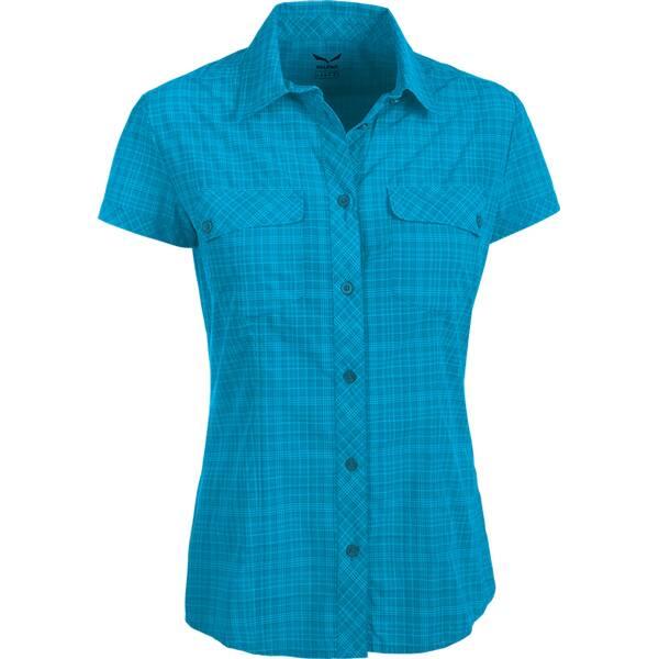 SALEWA Damen Hemd Kitaa 2.0 Dry W S/s Srt