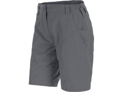 SALEWA Damen Shorts Fanes Seura 2 Dry W Shorts Grau