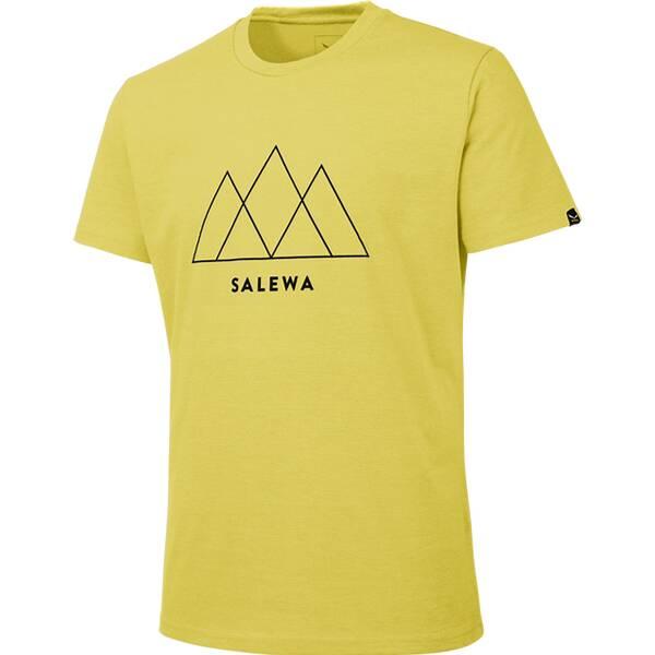 SALEWA Herren Shirt Overlay Dry M S/s TEE