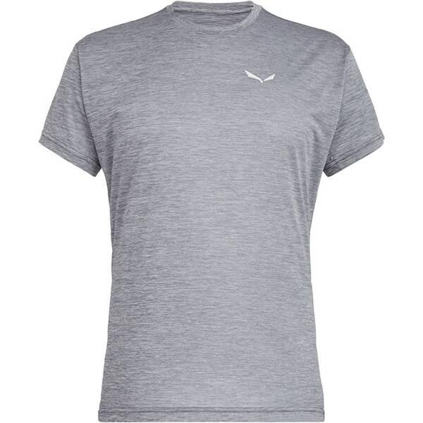 SALEWA Herren Shirt Puez Melange Dry M S/s TEE