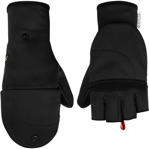 SALEWA Herren Handschuhe SESVENNA FOLD BACK WS GLOVES