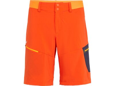 "SALEWA Herren Outdoor-Shorts ""Pedroc Cargo 2 Durastretch"" Orange"
