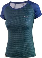 SALEWA Damen Shirt PEDROC PRINTED