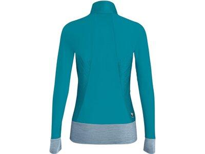 SALEWA Damen Funktionsjacke PEDROC Blau