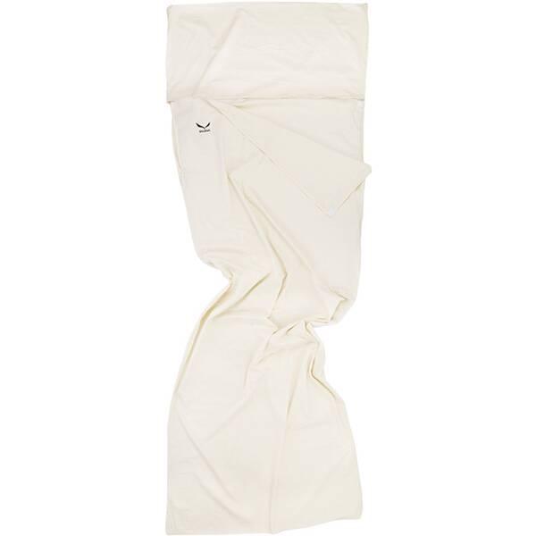 SALEWA Schlafsack Cotton-feel Liner Silverized