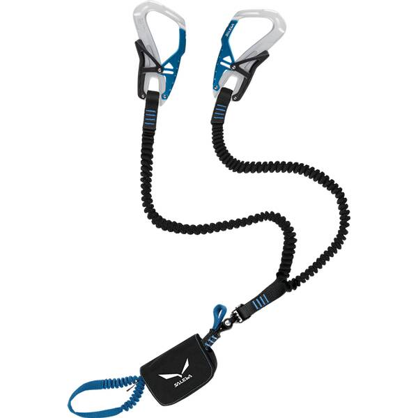SALEWA Set Via Ferrata Ergo Tex Grau