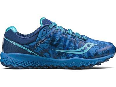 SAUCONY Damen Laufschuhe Peregrine 7 Blau