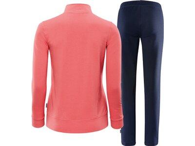 schneider sportswear Damen Leisure Anzug DOTYW Pink