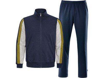 schneider sportswear Herren Sportanzug JEMM-Anzug Grau
