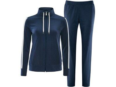 SCHNEIDER SPORTSWEAR Damen Sportanzug KESHIAW-Anzug Blau