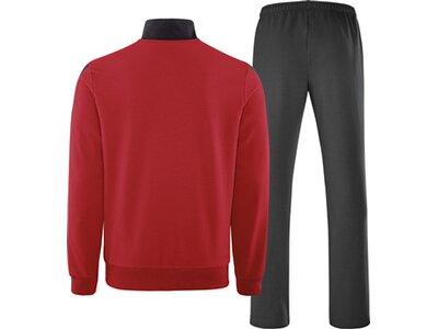 SCHNEIDER Herren Basic Anzug JANNISM Rot