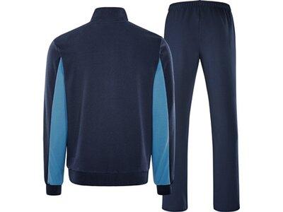 schneider sportswear Herren Basic Anzug JONM Blau