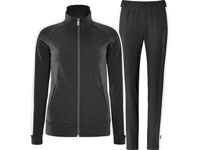schneider sportswear Damen Basic-Anzug IVANAW Schwarz