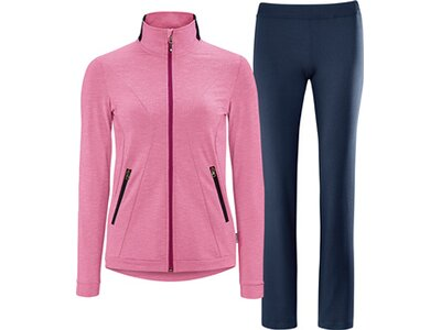 schneider sportswear Damen Sportanzug JULIKAW Pink