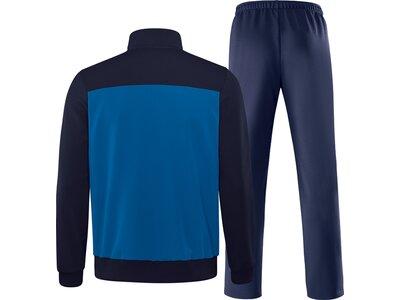schneider sportswear Herren Basic Anzug SIDM Schwarz