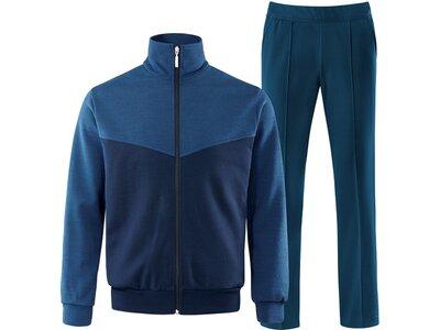 schneider sportswear Herren Sportanzug STUTTGARTM-Anzug Blau