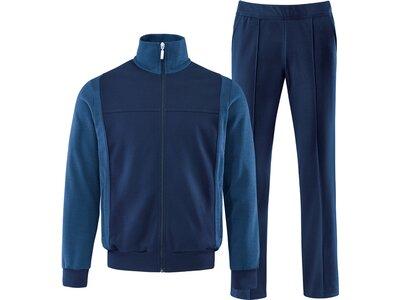 schneider sportswear Herren Sportanzug HAMBURGM-Anzug Blau