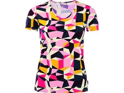 schneider sportswear Damen Fitness-Shirt JOLEENW Pink