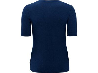 schneider sportswear Damen Basic-Shirt KEERAW Braun