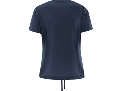 schneider sportswear Damen Fitness Shirt TABEAW Blau