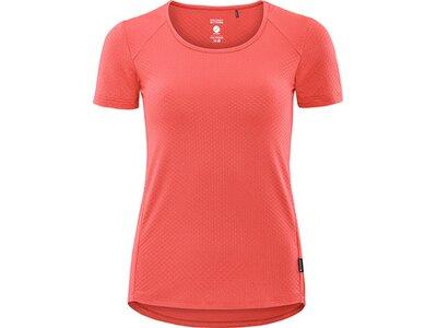 SCHNEIDER Damen Fitness Shirt TORYW Rot