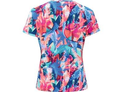 schneider sportswear Damen Fitness Shirt TIZIAW Silber