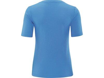 schneider sportswear Damen Basic Shirt VIVIANAW Blau
