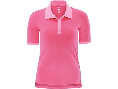 schneider sportswear Damen Leisure Polo VEENUSW Lila