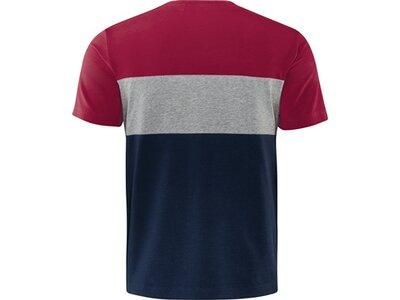schneider sportswear Herren Shirt MITCHM Rot