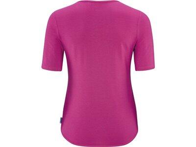schneider sportswear Damen Basic Shirt ELEAW Pink