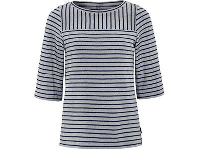 schneider sportswear Damen EVELYNW-3/4-Shirt Grau