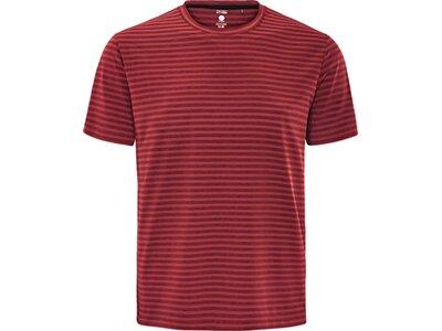 schneider sportswear Herren Trainings Shirt MISHAM Rot