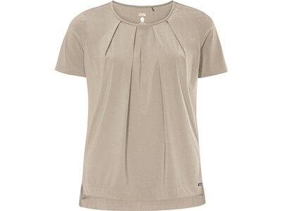 schneider sportswear Damen Fitness Shirt PAULAW Grau