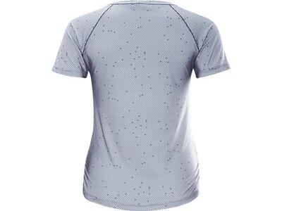schneider sportswear Damen Fitness Shirt PIXIEW Blau