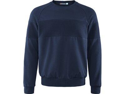 schneider sportswear Herren Fashion Sweatshirt SPENCEM Braun