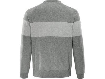 schneider sportswear Herren Fashion Sweatshirt SPENCEM Grau