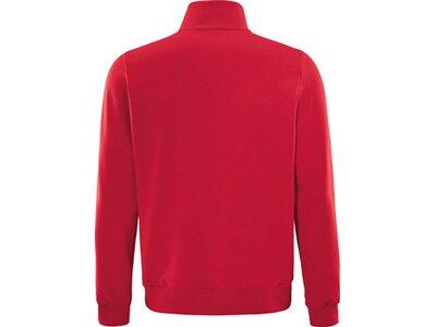 schneider sportswear Herren Basic Sweatshirt SLOANM Rot