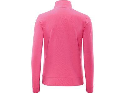 schneider sportswear Damen Basic Jacke VIVICAW Lila