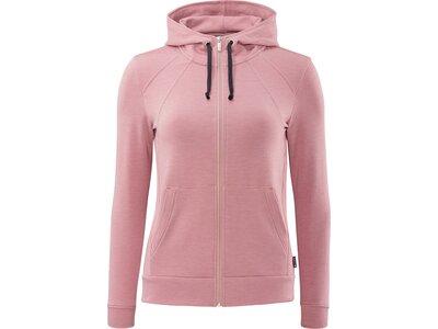 schneider sportswear Damen Fashion Hoodie VALERYW Hoodie Pink