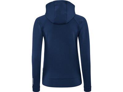 schneider sportswear Damen JAZMINW-Hoodie Blau