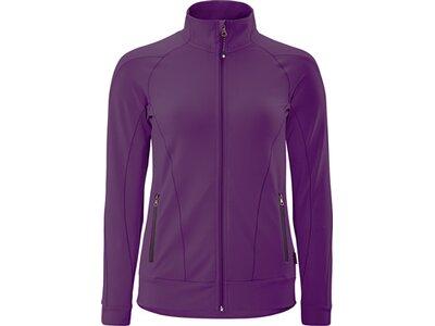 schneider sportswear Damen Fitness Jacke SHIRINW Lila