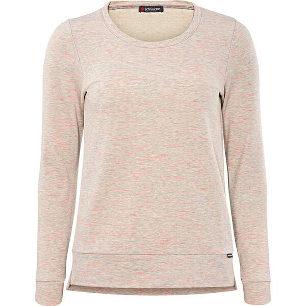 SCHNEIDER Damen Basic Sweatshirt PAMYW