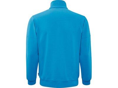 schneider sportswear Herren Basic-Jacke DIETERM Blau