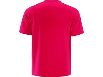 schneider sportswear Herren Trainings-Shirt OWENM Rot