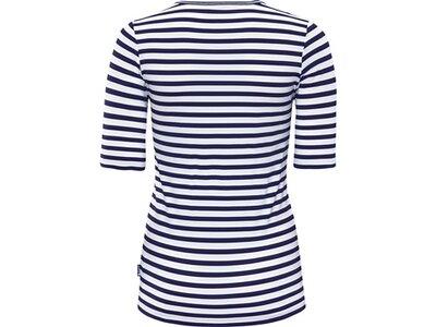 schneider sportswear Damen Leisure 1/2 Arm Shirt DESYW Weiß