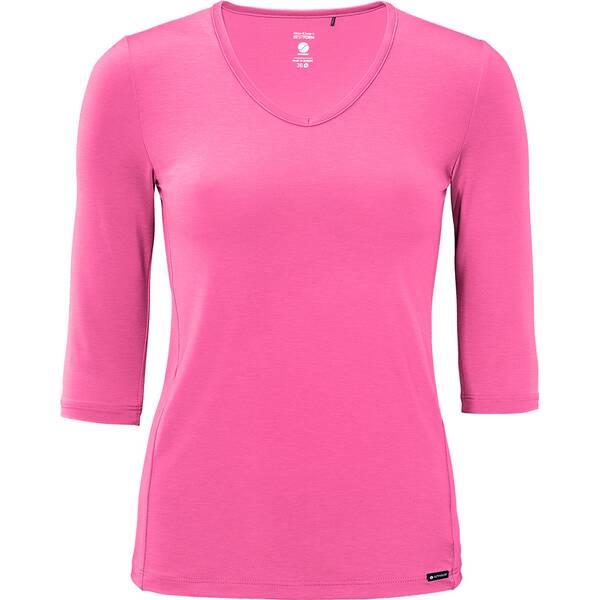 SCHNEIDER SPORTSWEAR Damen Fitness-3/4-Arm-Shirt JANICEW