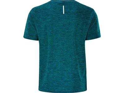 schneider sportswear Herren Trainings Shirt RAFEM Blau