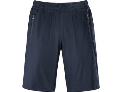 schneider sportswear Herren Funktions Bermudahose FRISCOM Blau