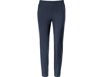 schneider sportswear Damen Funktions-Hose SEOULW-HOSE Blau