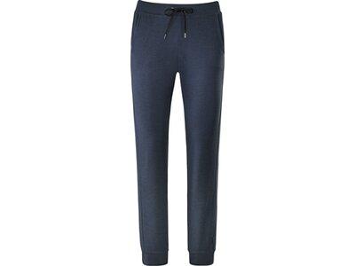 schneider sportswear Damen Wellness Hose YORKW Blau